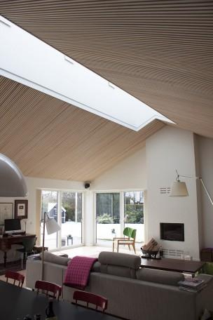 Listeloft-reference-rjarkitekt-akustik-træ-totalrenoveret villa -